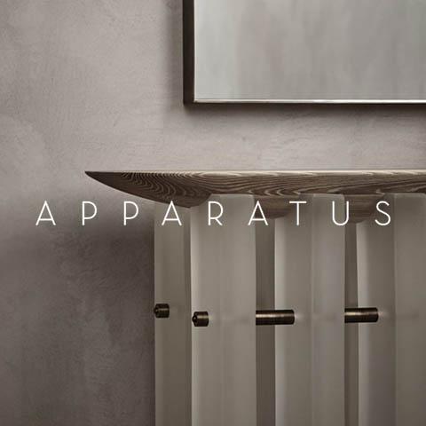 apparatus segment 6 console table