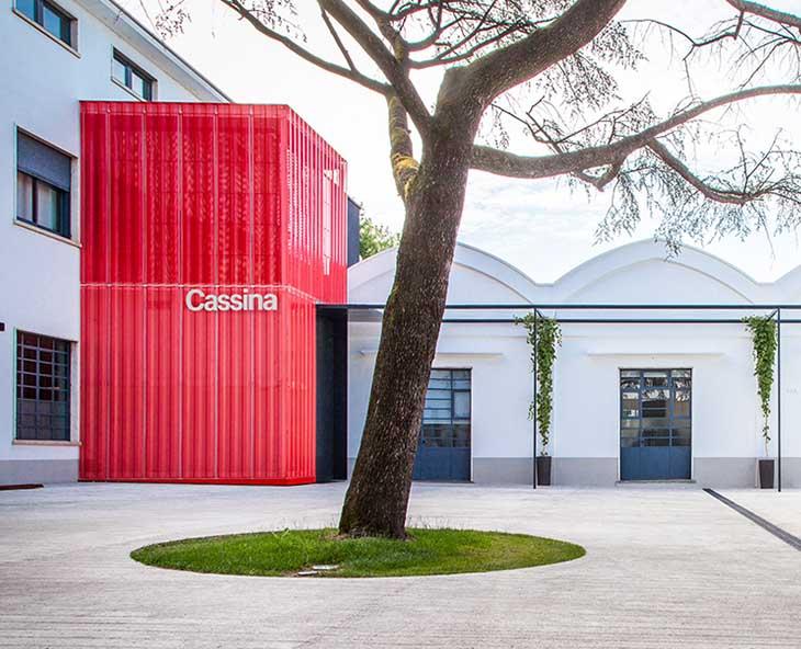 cassina headquarters italy