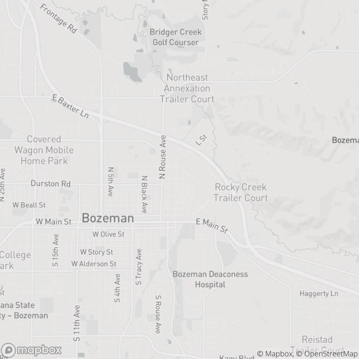 map studio como showroom bozeman montana