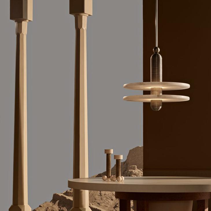 apparatus median 1 pendant light