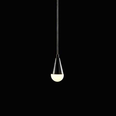 apparatus triad 1 pendant light in situ