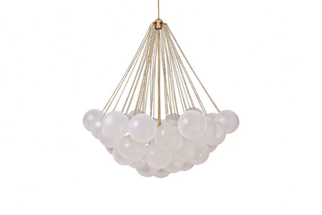 apparatus cloud 37 pendant on white background