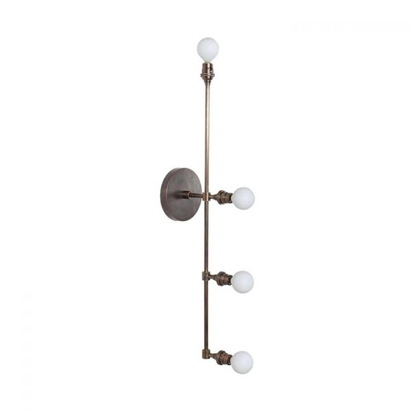 apparatus vanity sconce on a white background
