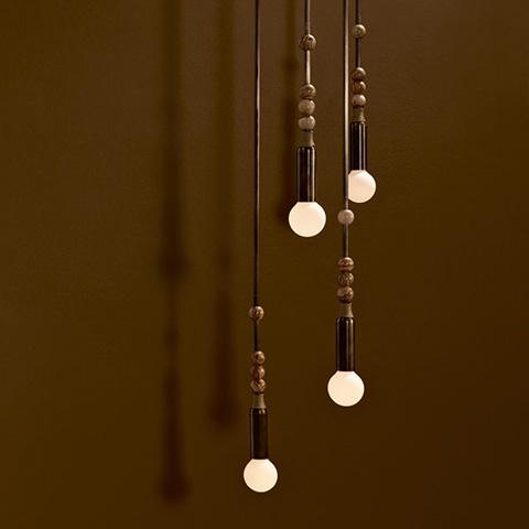 multiple apparatus talisman 1 pendants in situ