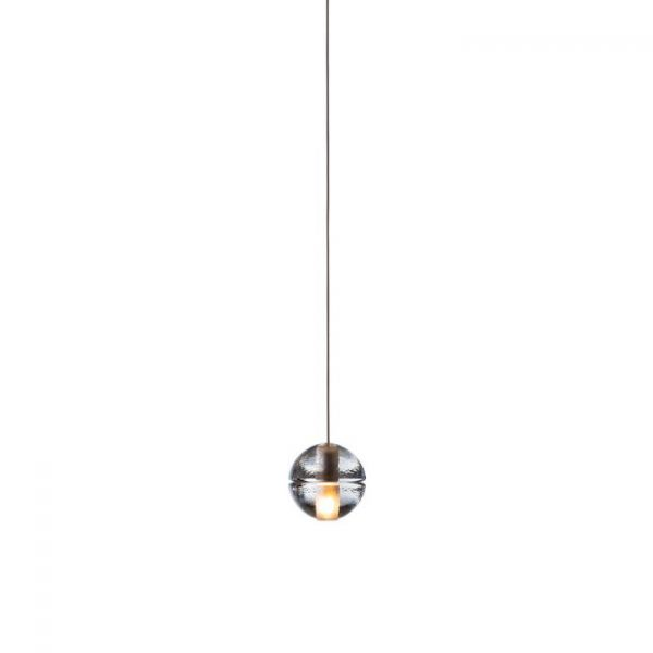 bocci 14.1 pendant light on a white background
