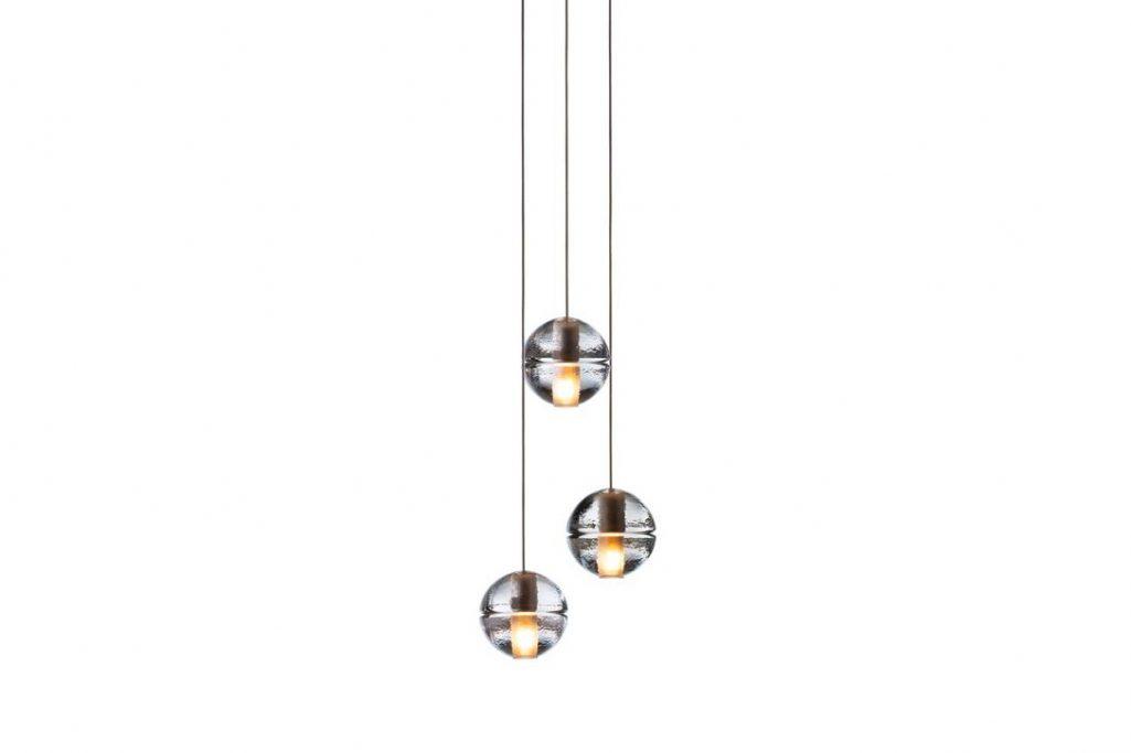 bocci 14.3 pendant light on a white background