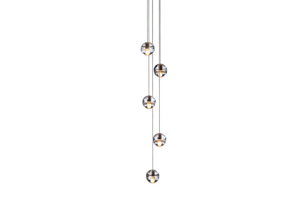 bocci 14.5 pendant light on a white background