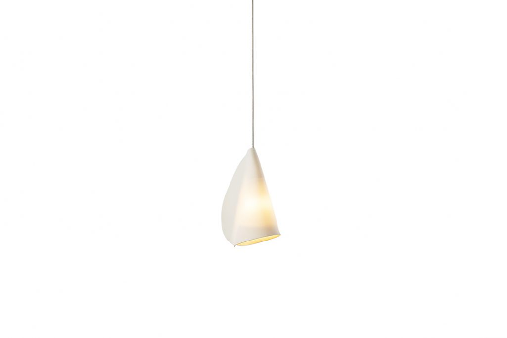 bocci 21.1 pendant light on white background