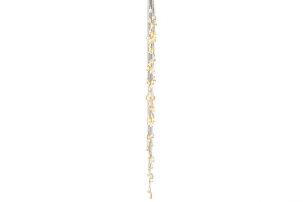 bocci 21.61 cluster pendant light on white background