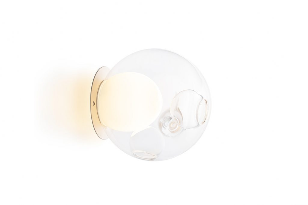 bocci 28sp surface light on white background
