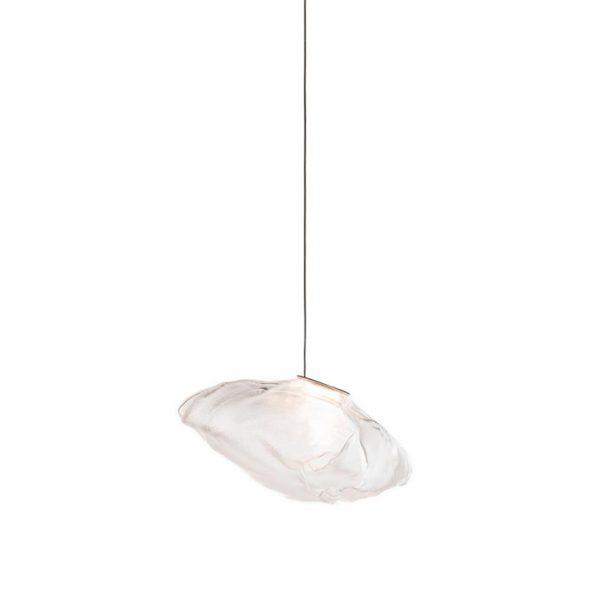 bocci 73.1 pendant light on white background