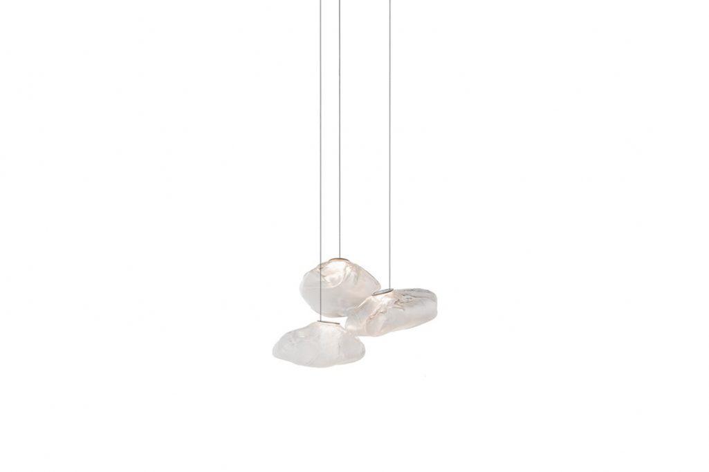 bocci 73.3 pendant light on white background