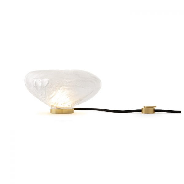 bocci 73t table lamp on white background