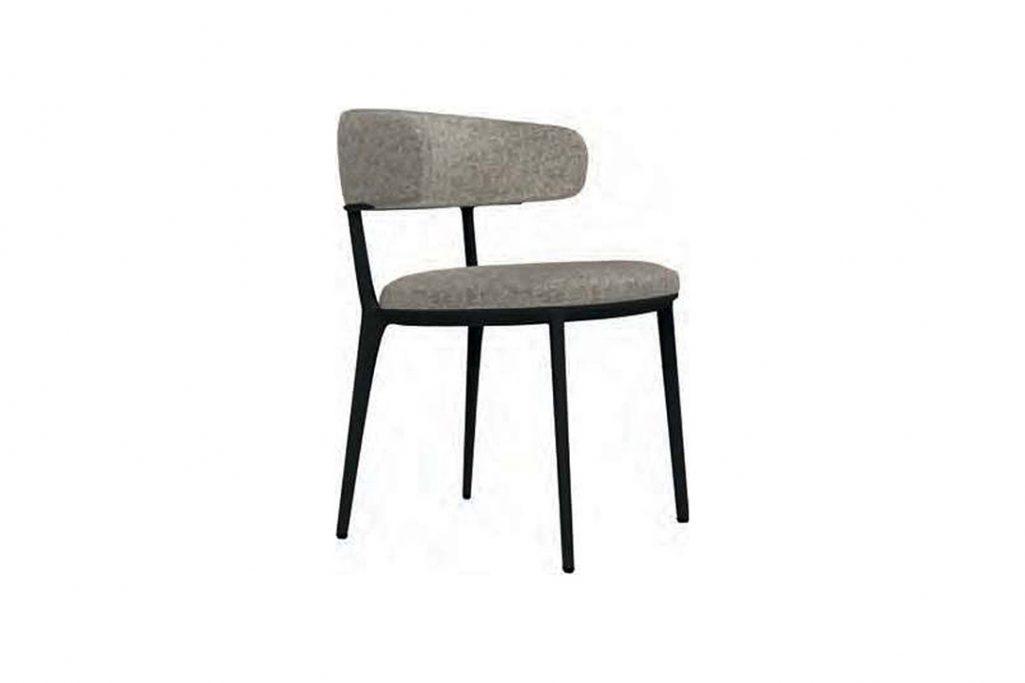 3d rendering of quickship version of b&b italia caratos chair