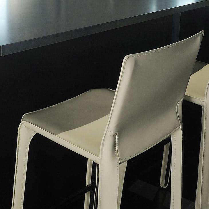 cassina cab bar stool in situ