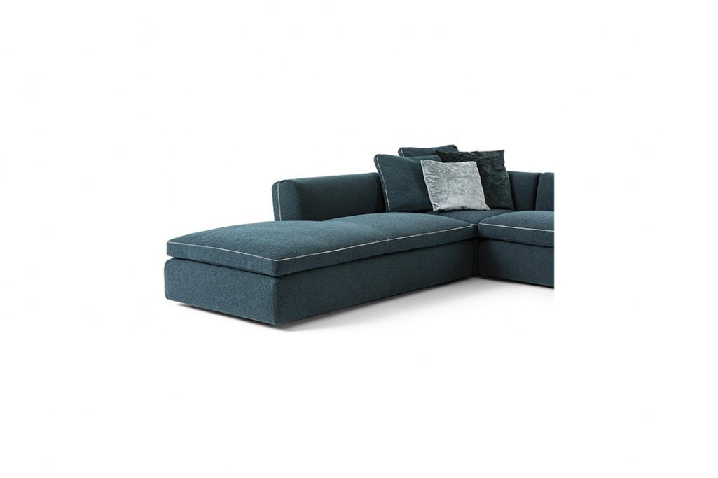 cassina dress-up sectional on a white background