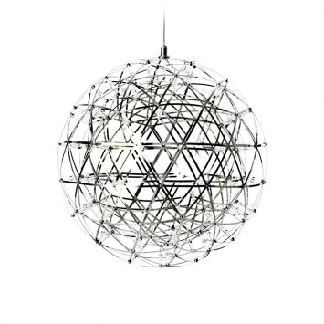 moooi raimond pendant light 43 on a white background