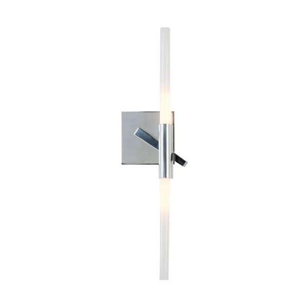 roll & hill agnes sconce polished nickel
