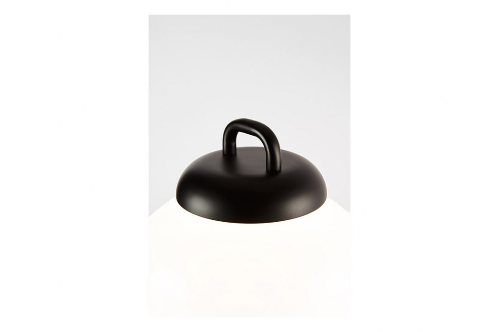 roll and hill esper table lamp handle detail