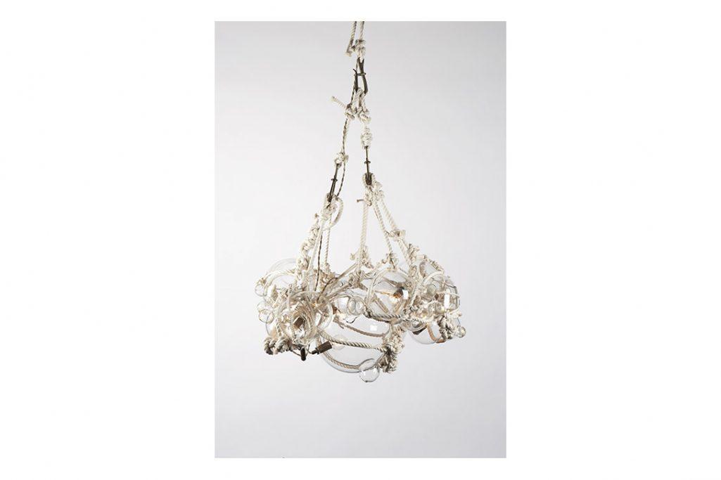 roll & hill knotty bubbles chandelier 1/6