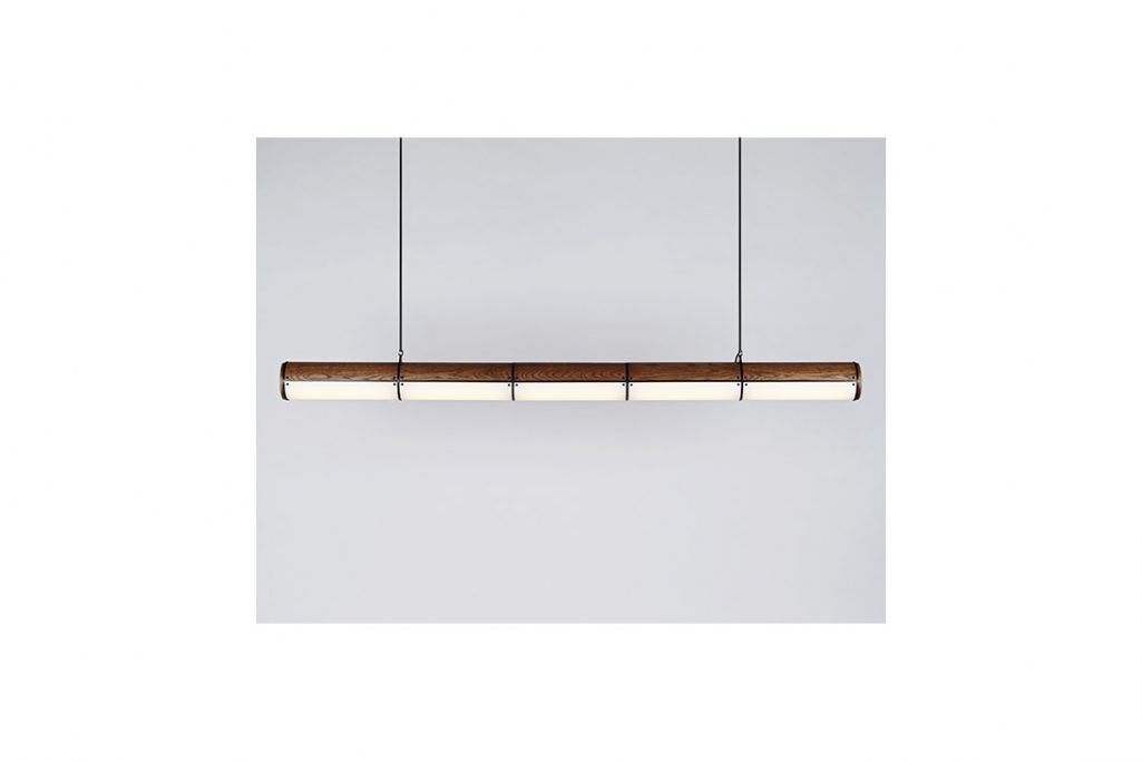 roll & hill woody endless pendant 5 units