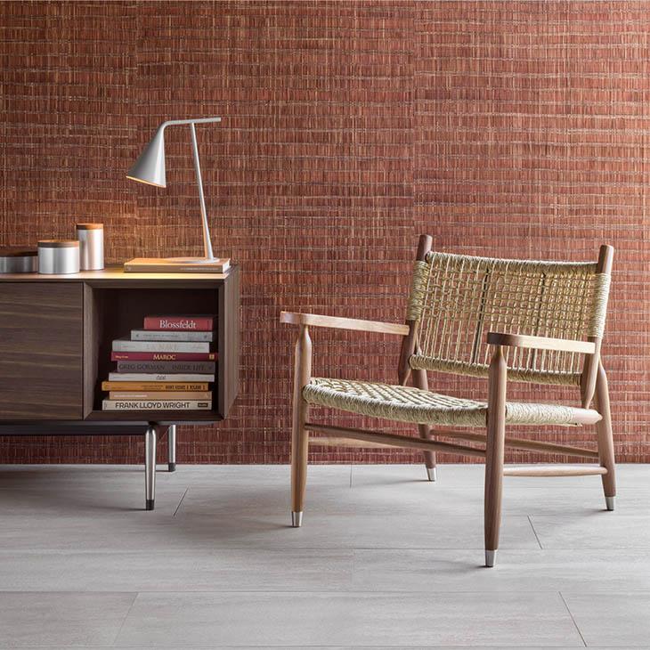flexform tessa armchair in situ