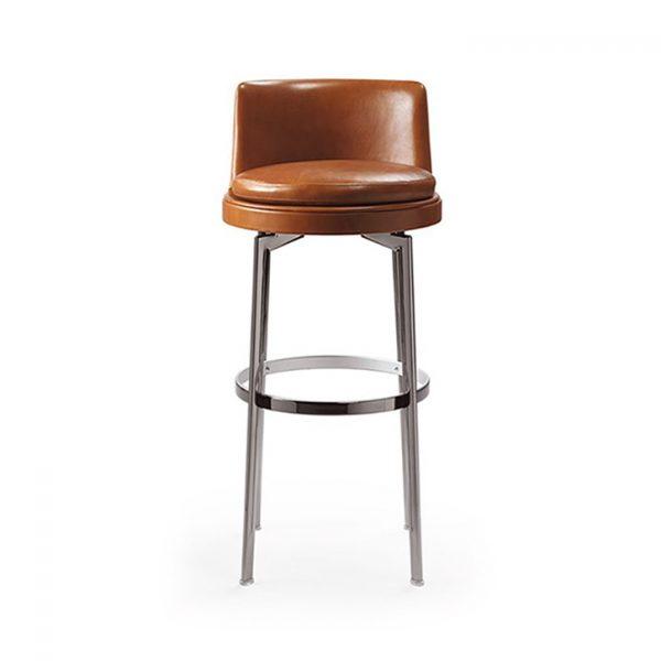 flexform feel good stool on a white background