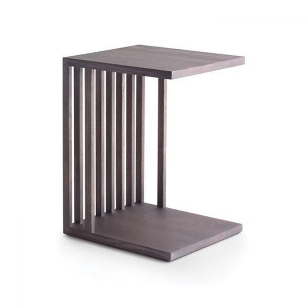 flexform vienna side table on a white background