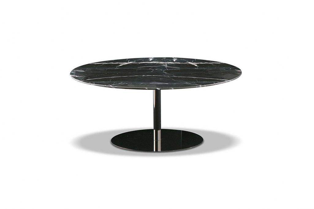 minotti bellagio coffee table on a white background