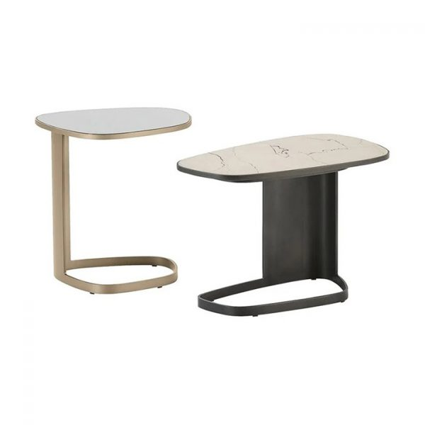 poliform koishi side tables on a white background