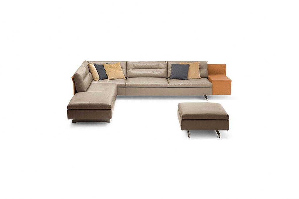 poltrona frau grantorino sectional sofa