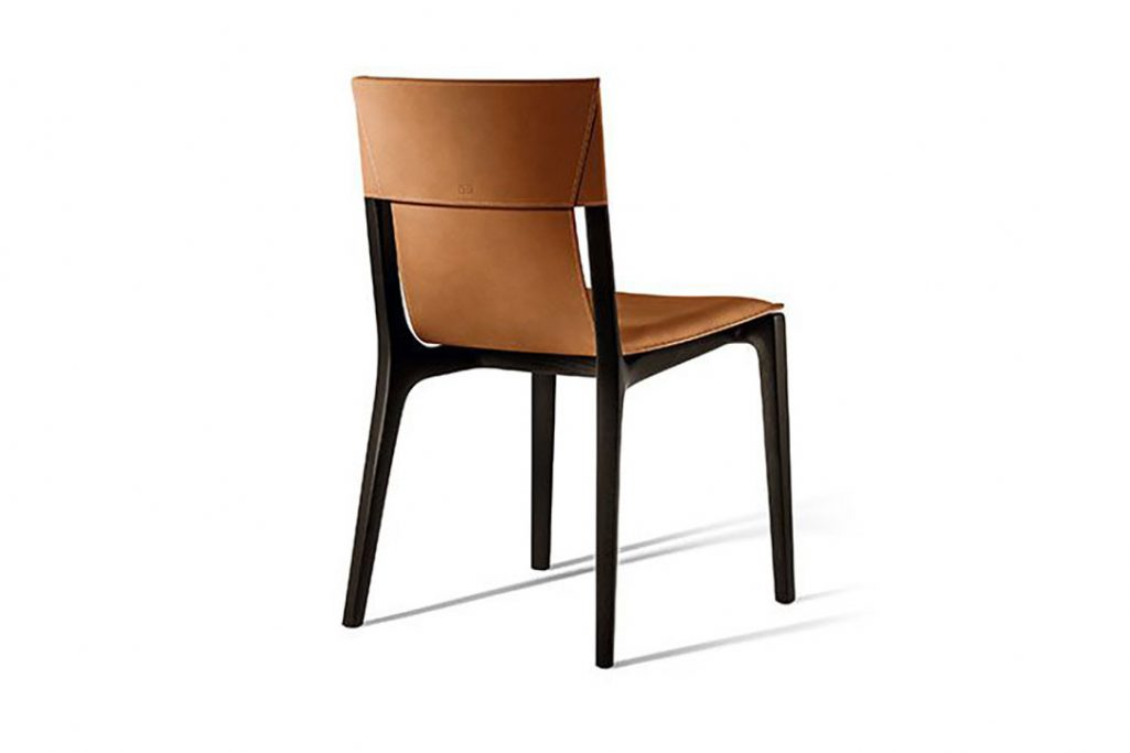 poltrona frau isadora dining chair