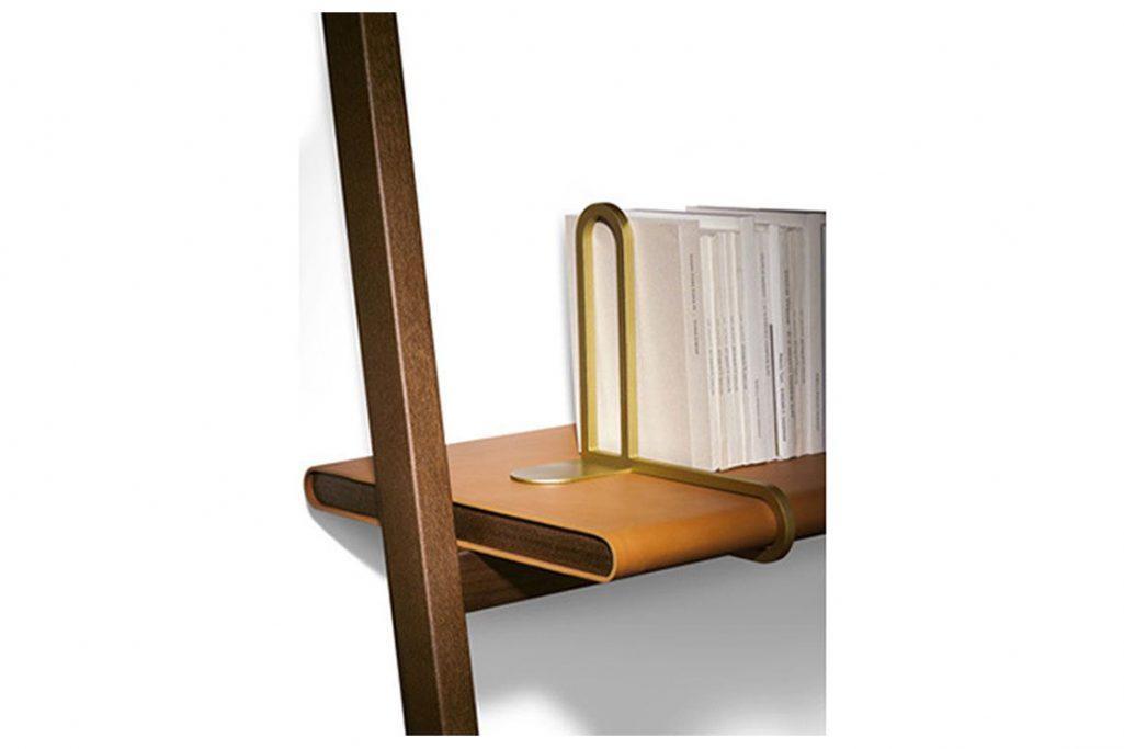 poltrona frau ren bookcase bookend
