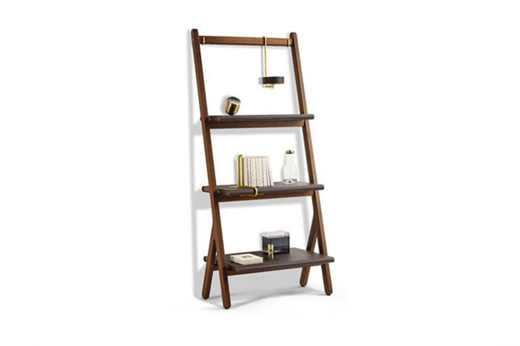 poltrona frau ren bookcase low