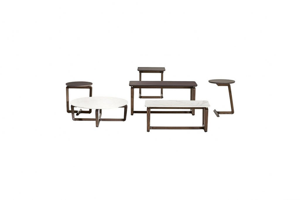 poltrona frau fidelio coffee tables and side tables
