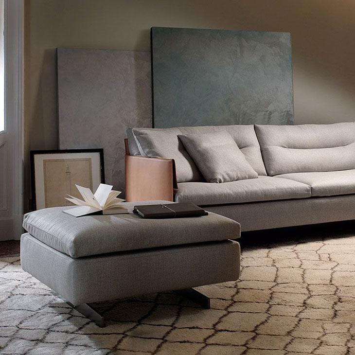 poltrona frau grantorino sofa in situ