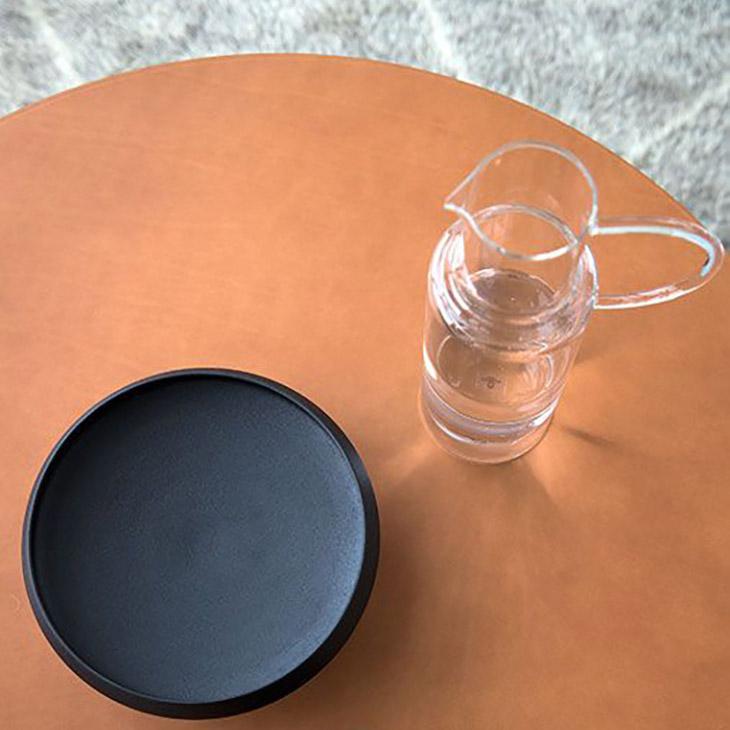 poltrona frau ilary coffee table in situ