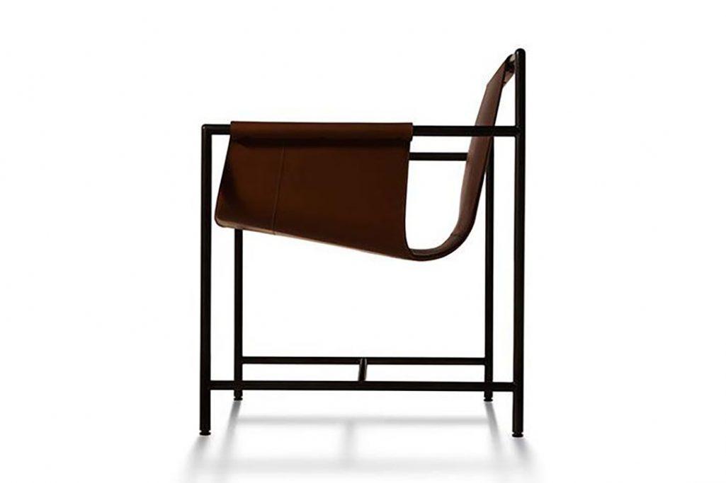 poltrona frau ming's heart armchair