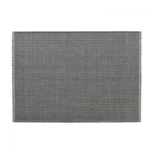 b&b italia timo rug dark grey