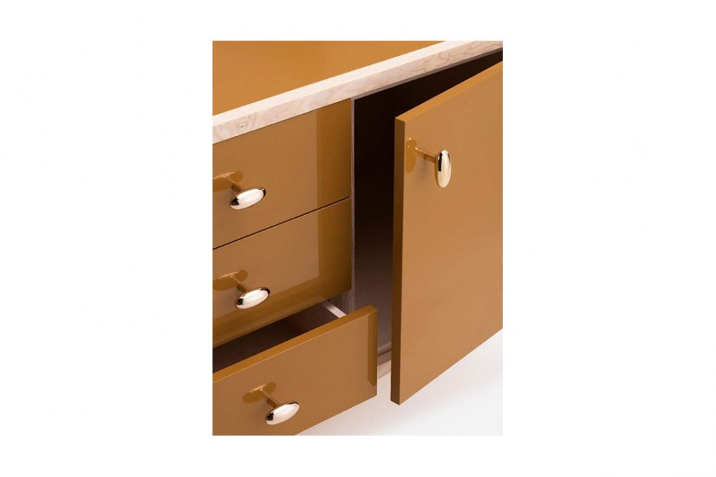de la espada classon sideboard 2 door 3 drawer