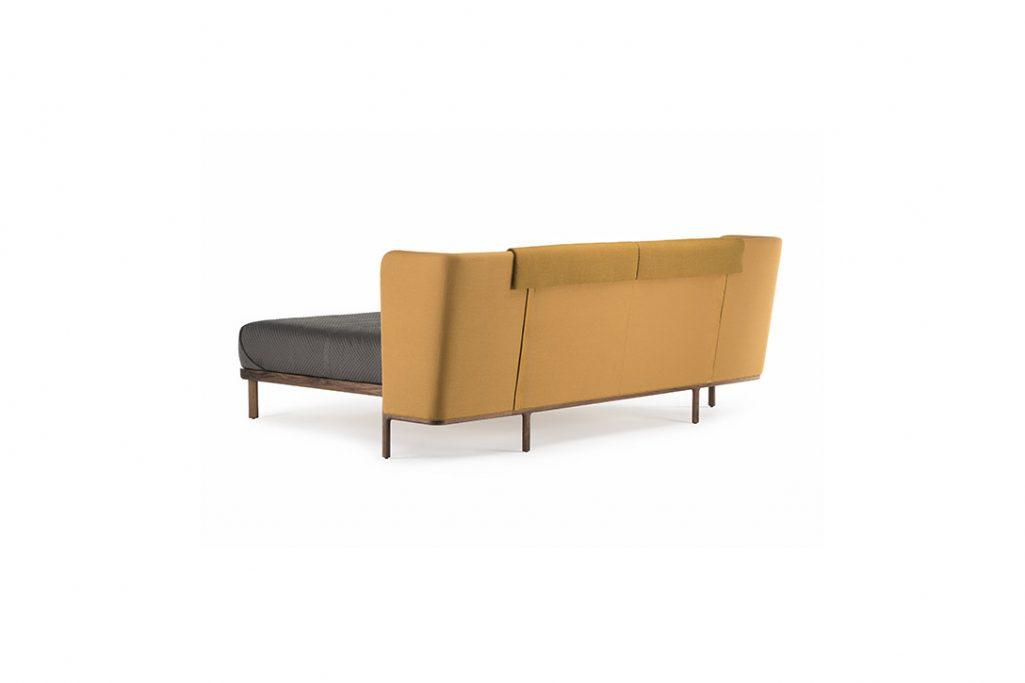 de la espada dubois bed low headboard with bedside tables