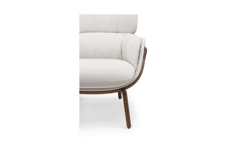de la espada elysia lounge armchair