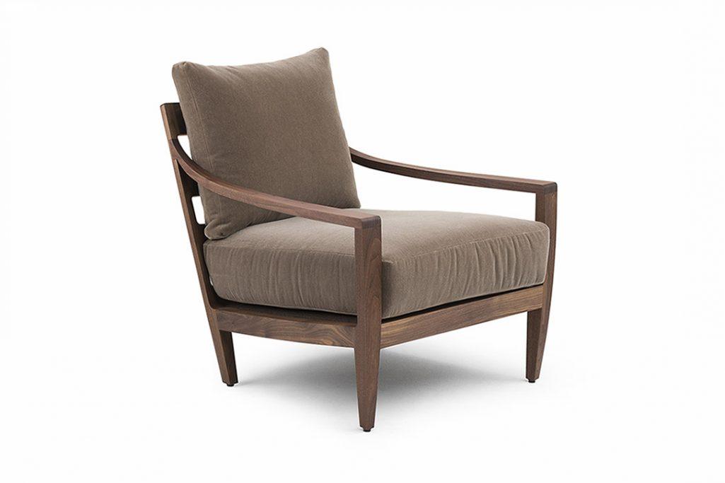 de la espada low lounge armchair