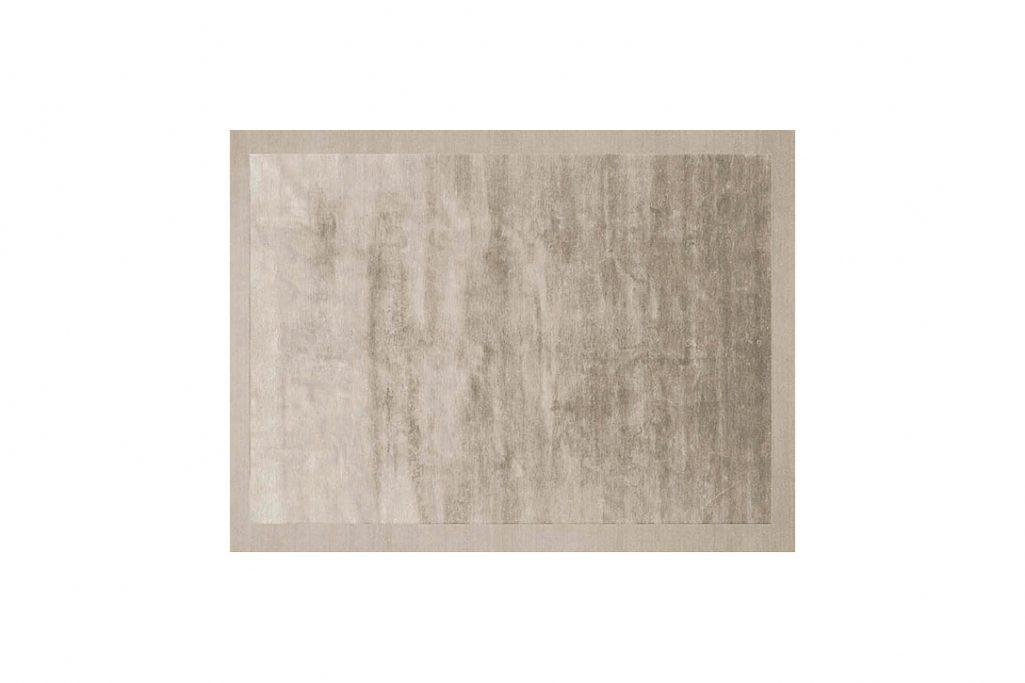 poliform frame rug perla